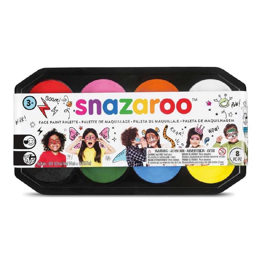 comprar pintura Snazaroo