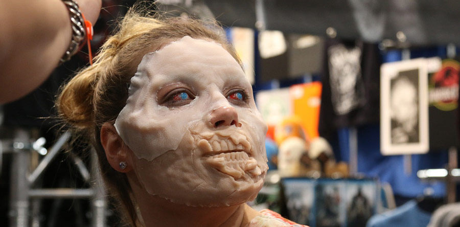 Prótesis de zombies