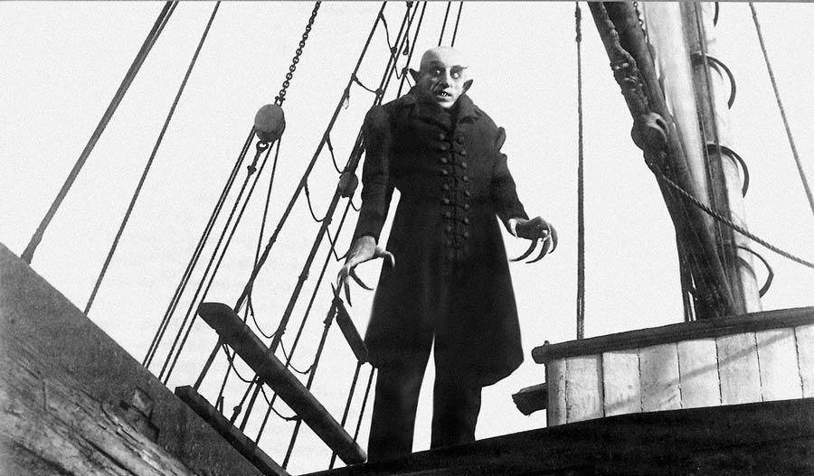 Disfraz Nosferatu Halloween