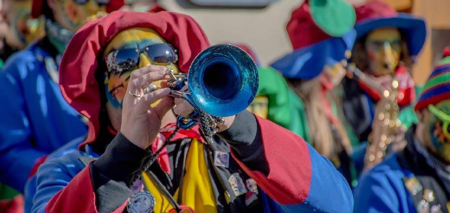 carnaval mascaras