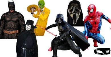 mascaras famosas
