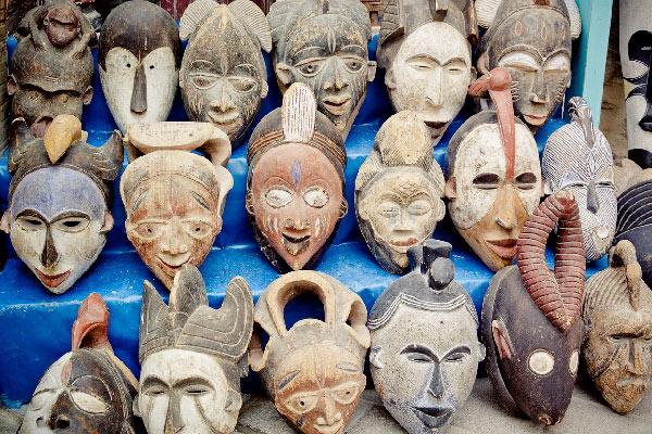 comprar mascaras africanas