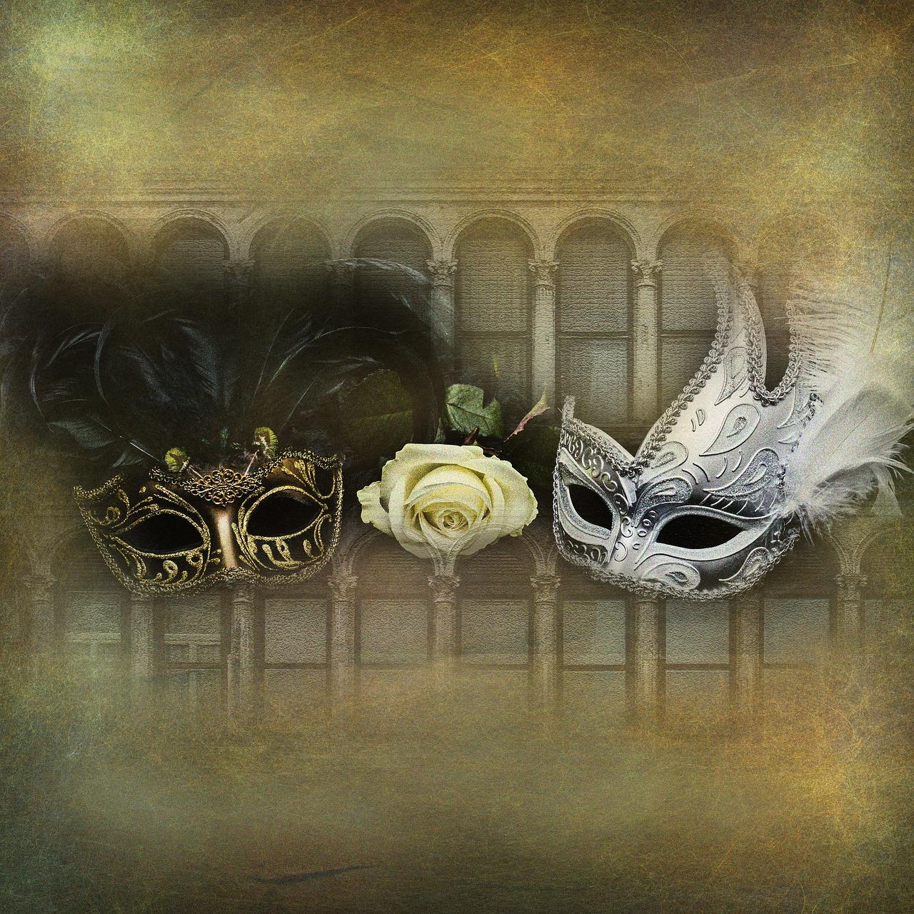 mascaras del carnaval de brasil