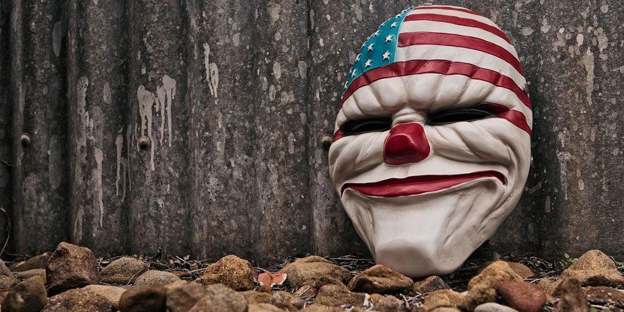 máscara de payaso asesino amazon