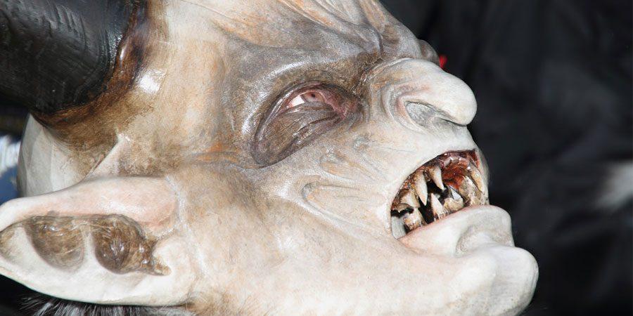 comprar máscara demonio