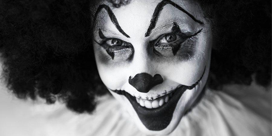 mascara de payaso asesino barata