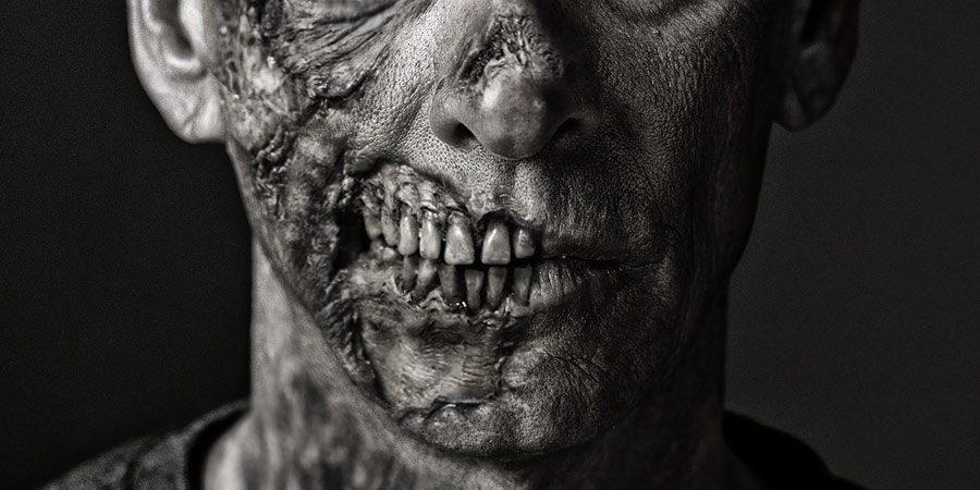 mascaras de zombies baratas