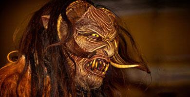 mascaras de demonios